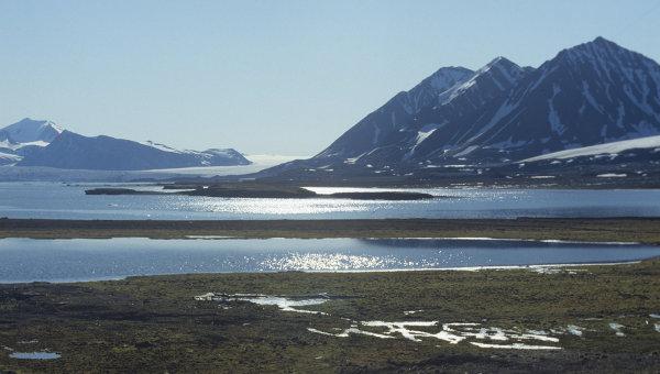 Климат арктической суши