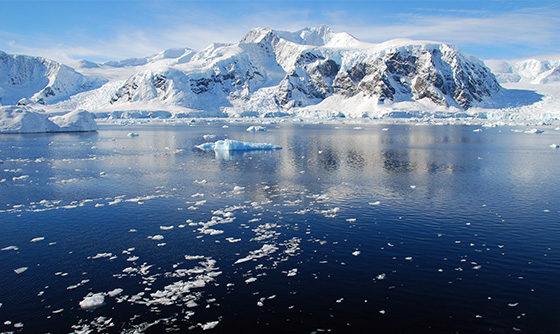 Климат Антарктики