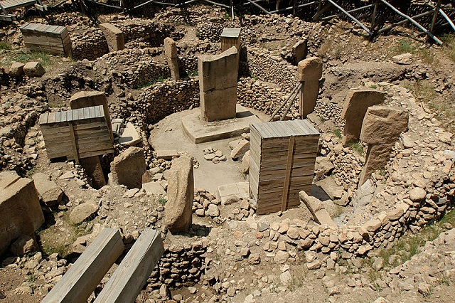 Старейший храм Земли построен в честь пришельцев с Сириуса