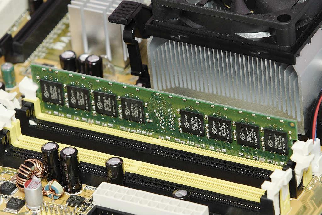 Как работает память компьютера