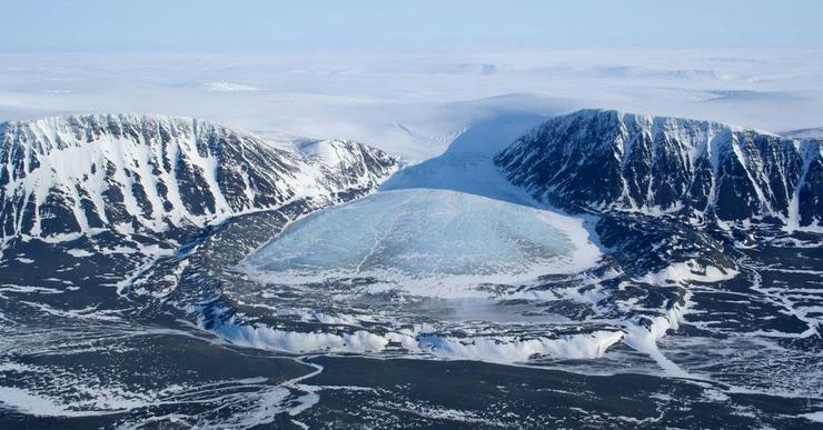 Современное оледенение Антарктиды