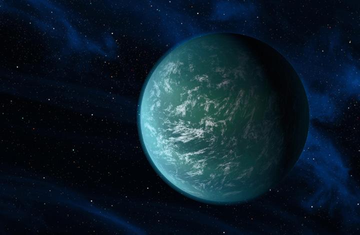 Ближайшая обитаемая планета не так уж далека
