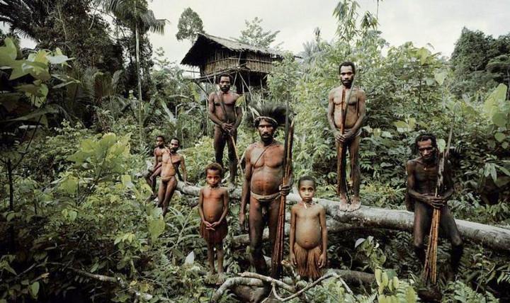 Племя сентинельцев