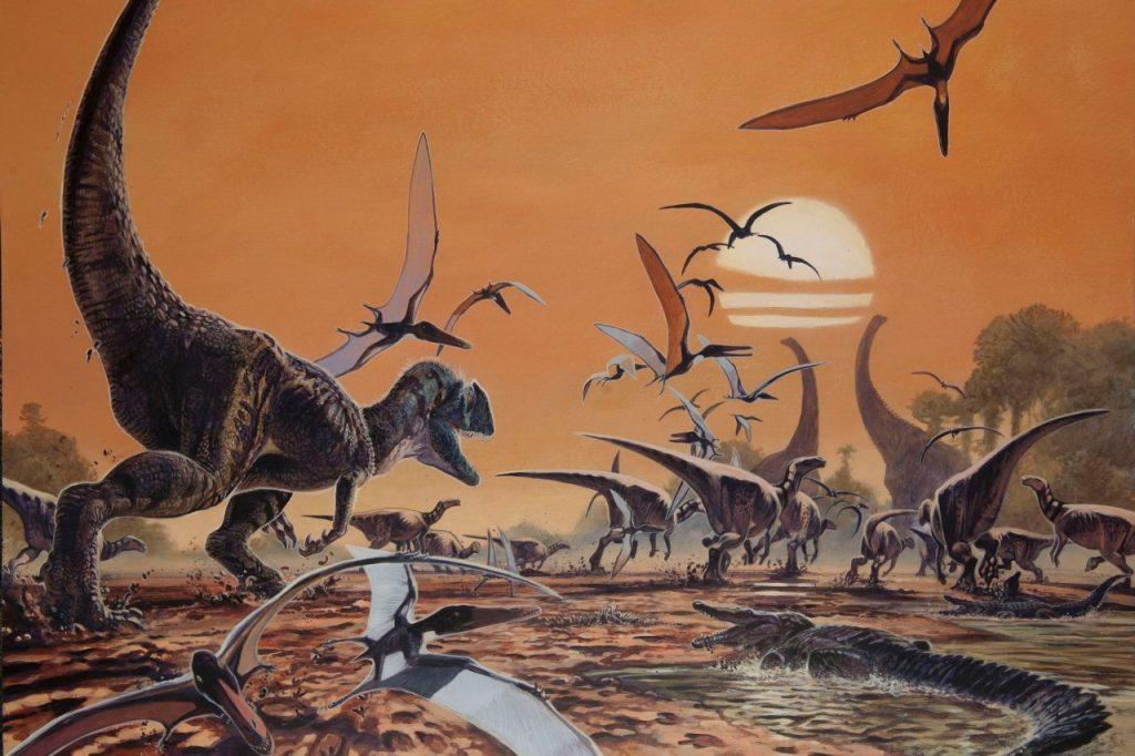 Самое крупное вымирание на Земле