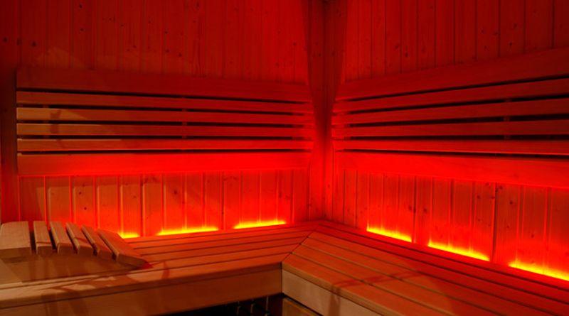 Инфракрасная баня стимулирует работу клеток