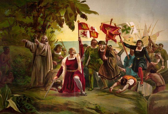 Христофор Колумб - Последнее путешествие