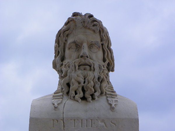 "Путешествия и открытия Пифея - Плавание к ""краю земли"""