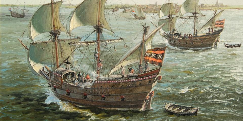 Виллем Баренц - Полярные открытия и смерть