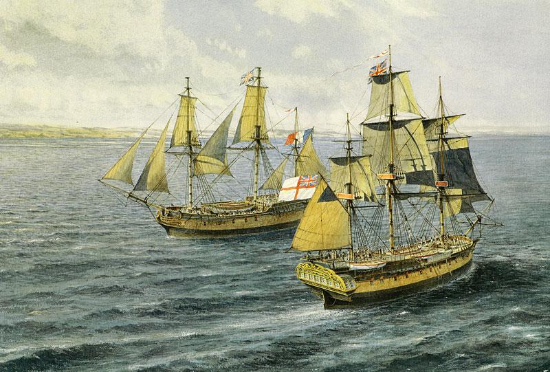 Виллем Янсзоон и Луис Ваэс де Торрес - Первые европейцы у берегов Австралии