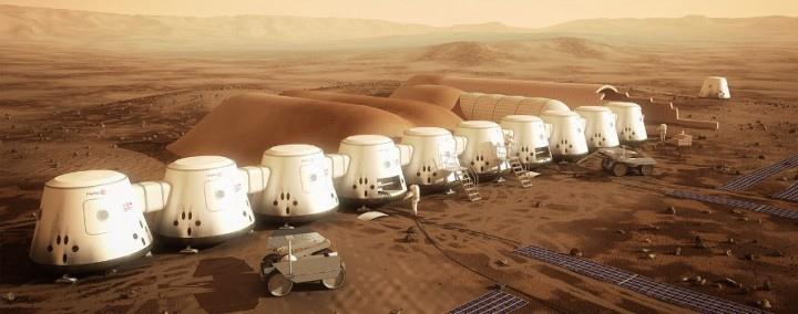 Проекты колонизации Красной планеты