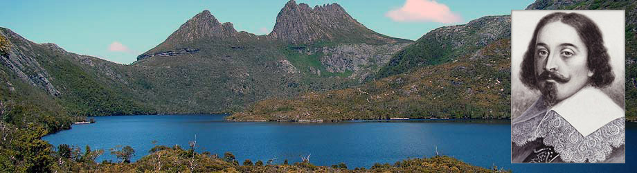 Абел Янсзоон Тасман - Плавание вокруг да около Австралии