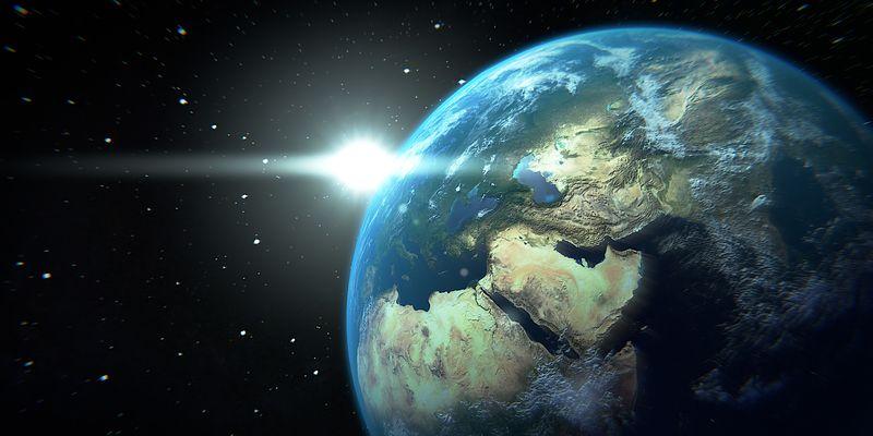 Уникальная планета Земля