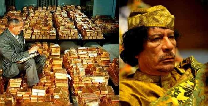 Как был убит Муаммар Каддафи