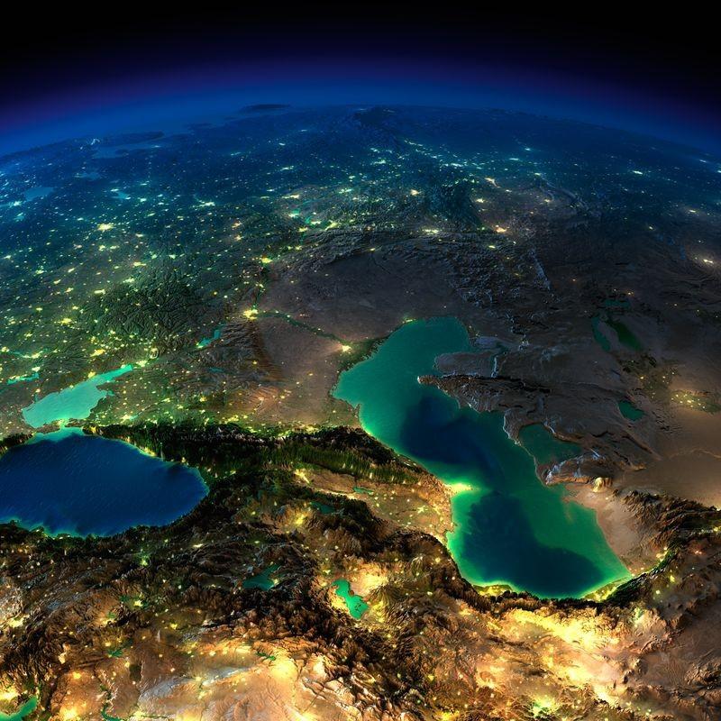 Тайны Каспийского моря