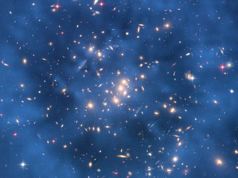 Скопления Галактик