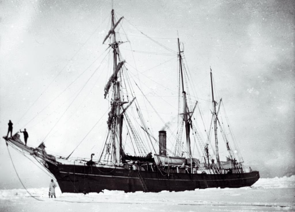 Эрнест Шеклтон: экспедиция в Антарктиду