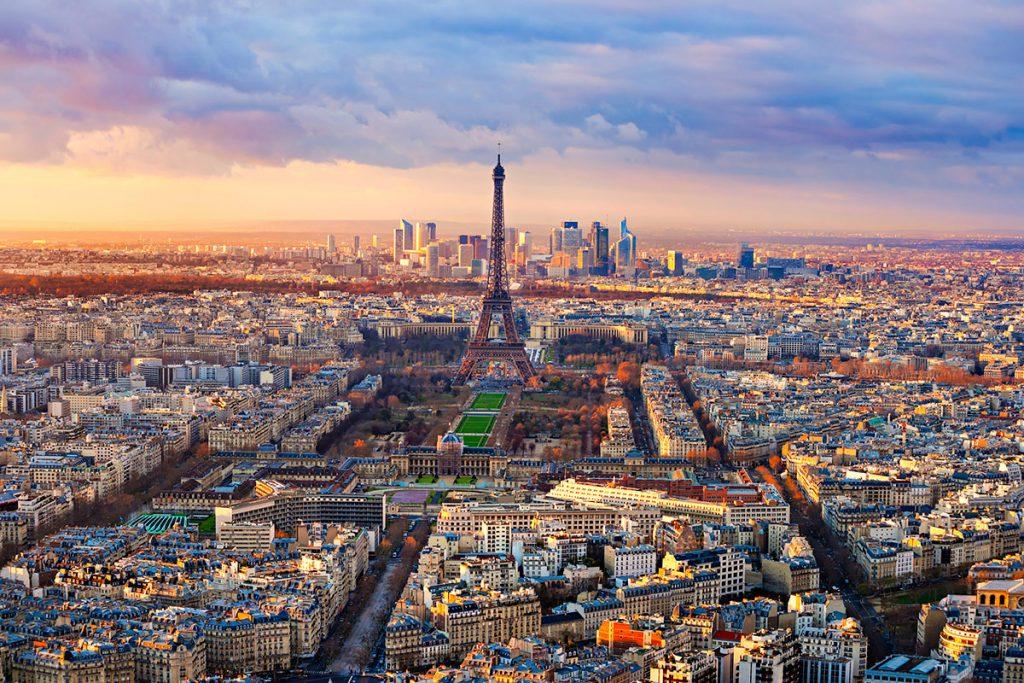 Париж: описание и особенности города