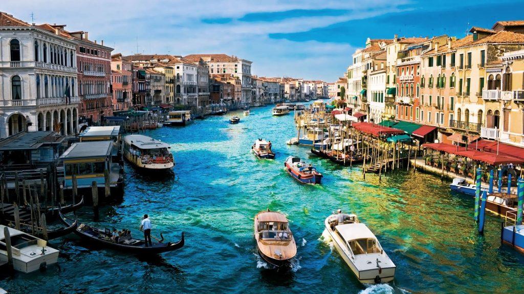 Италия: где она находится и что собой представляет?