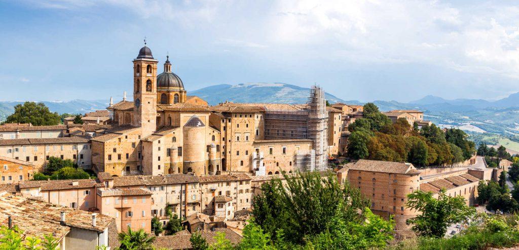 Центральная Италия