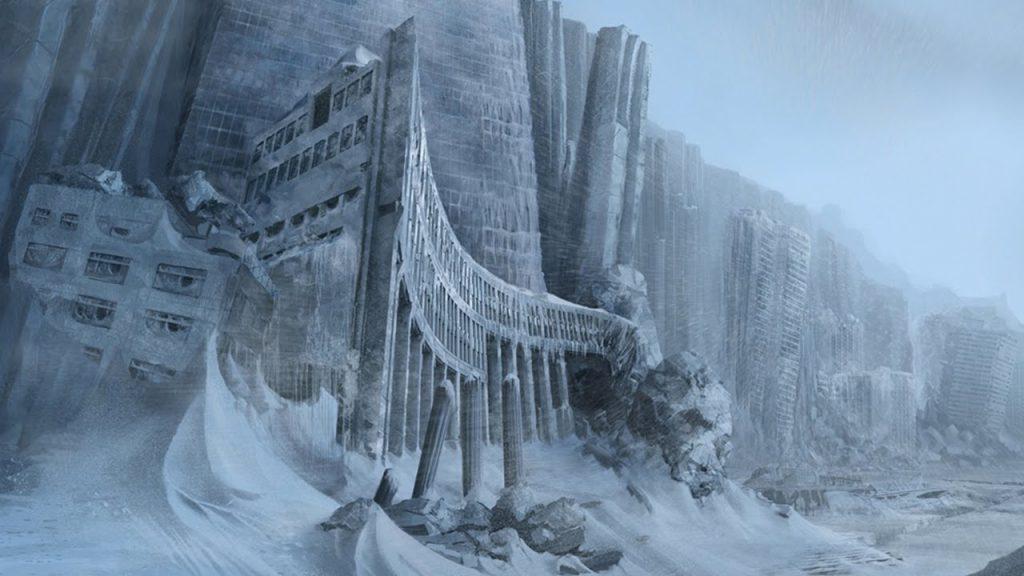 Города Антарктиды