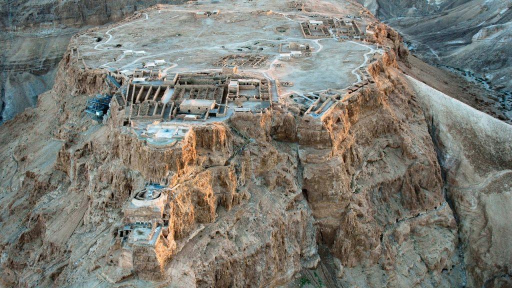Крепость царя Ирода