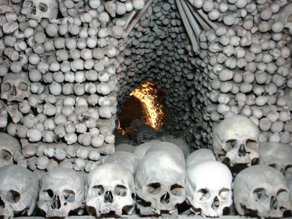 Храм смерти на Мальте