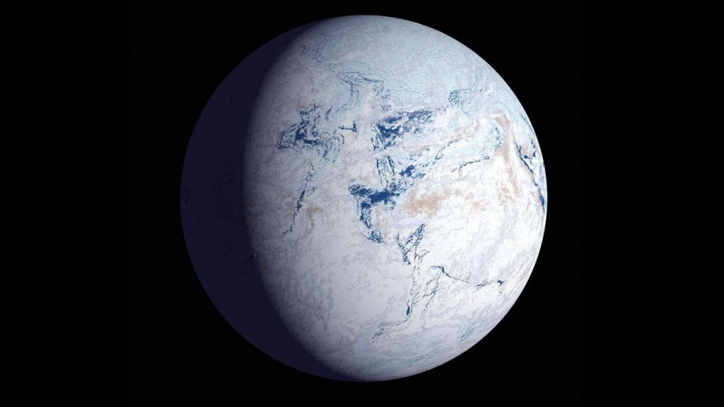 Через 12 лет начнется ледниковый период?