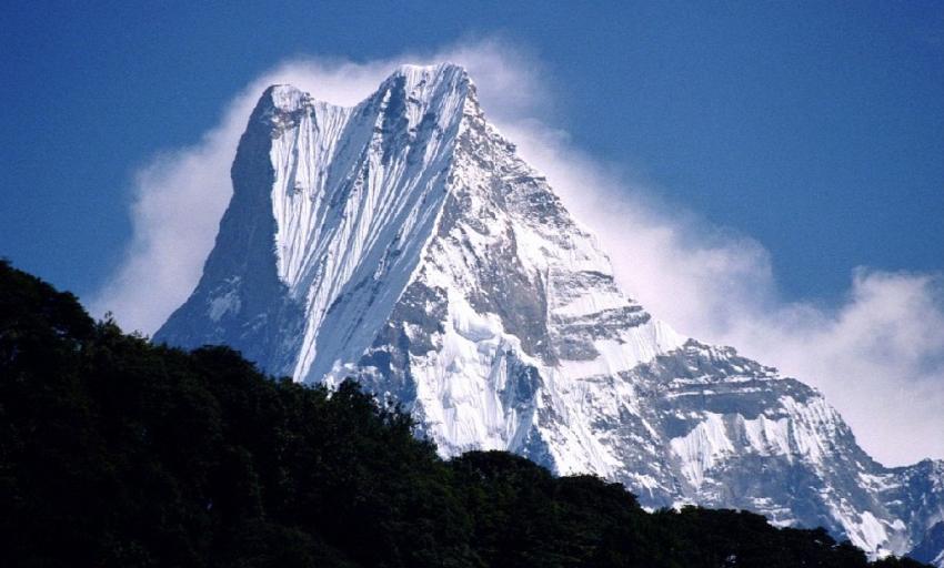 Канкар-Пунсум – роковой пик