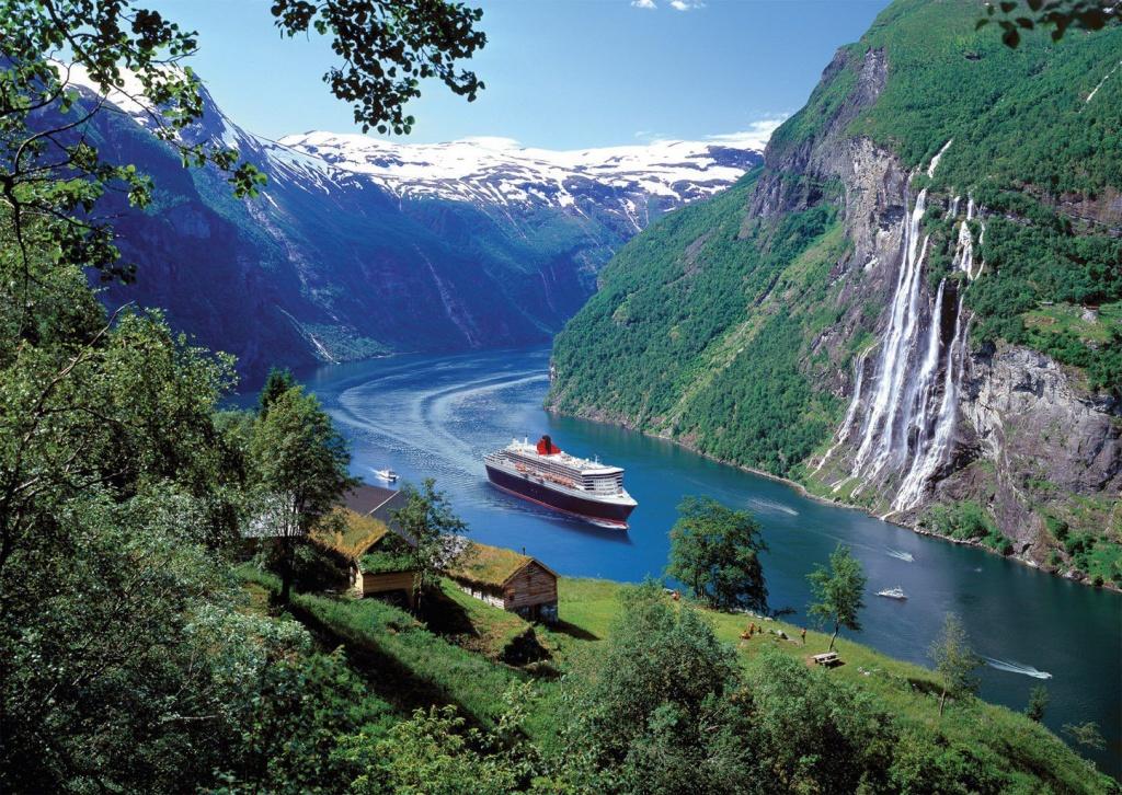 Путешествие в Норвегию: какие достопримечательности стоит посетить?