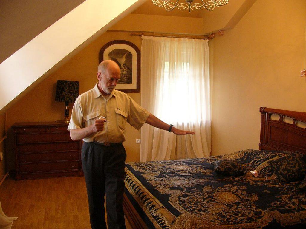 Как выбрать менее вредную геопатогенную зону в квартире?