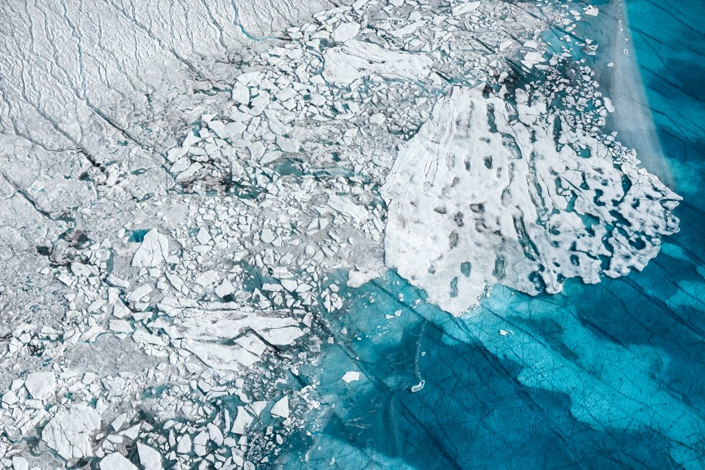 Гренландия неотвратимо тает