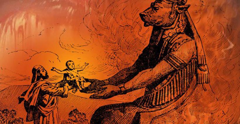 Жертвоприношения богам Карфагена