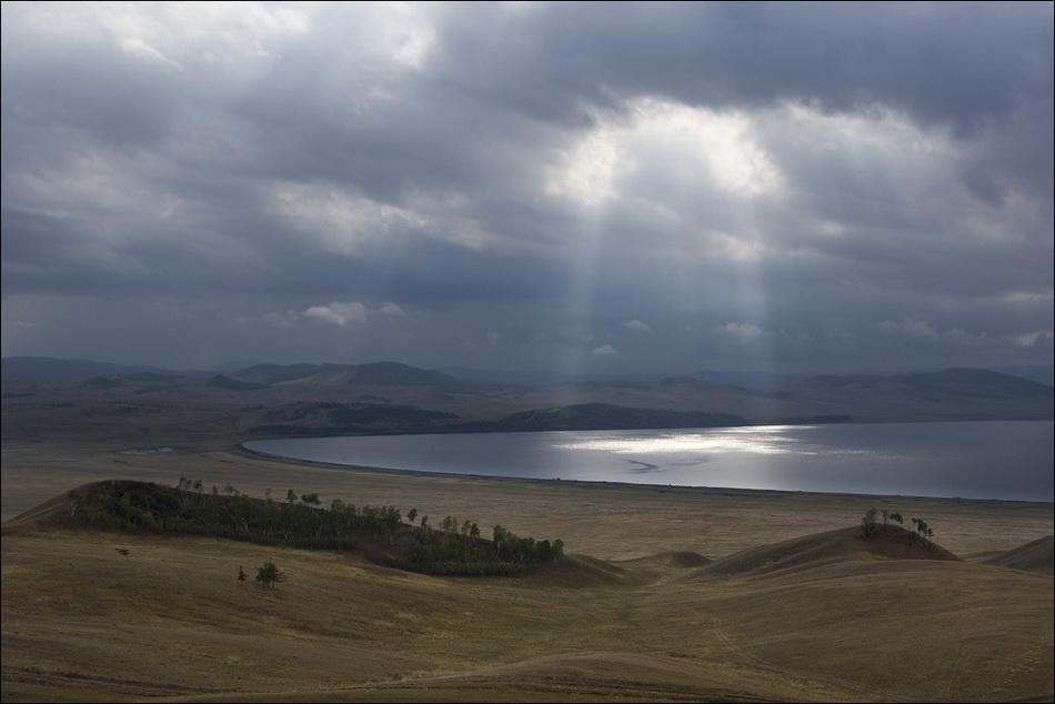 Озеро Иткуль и его тайны