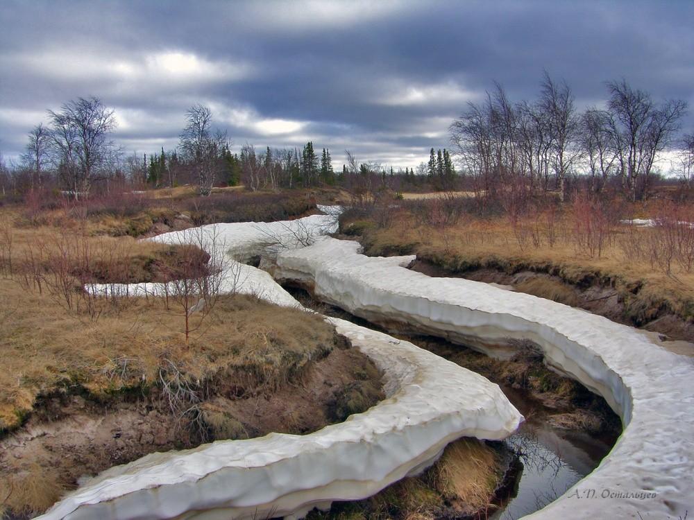 Аномальные зоны России: ручей Эташор