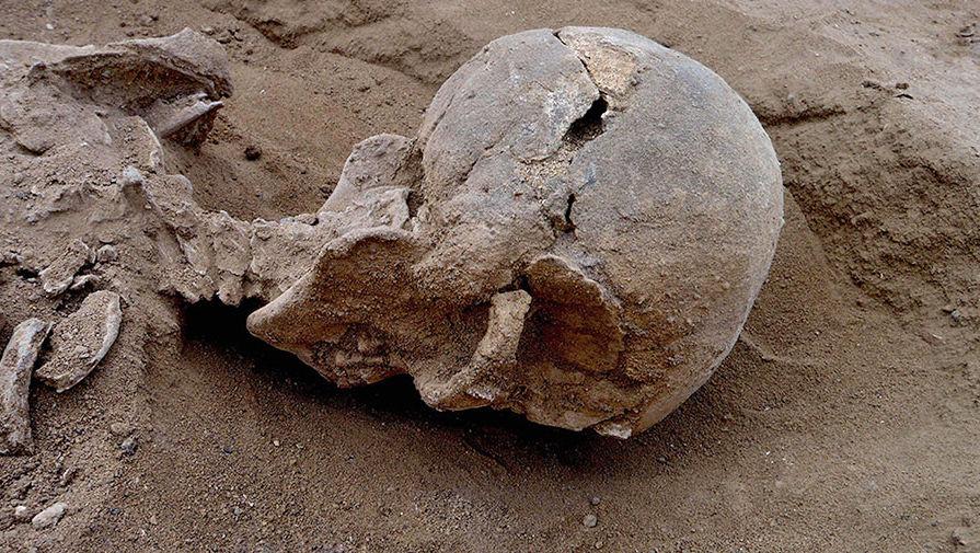 Резня в Натаруке - первая в истории война