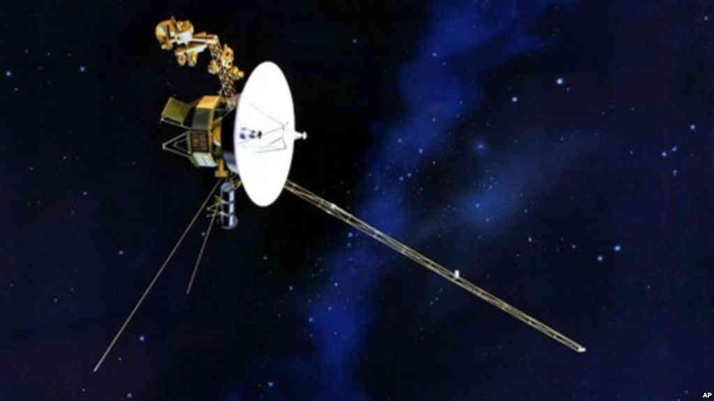 Спустя 37 лет: межпланетная станция «Вояджер-1» уже в 20 млрд. км от Земли