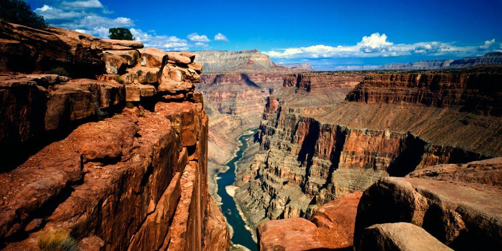 Самые живописные каньоны в мире