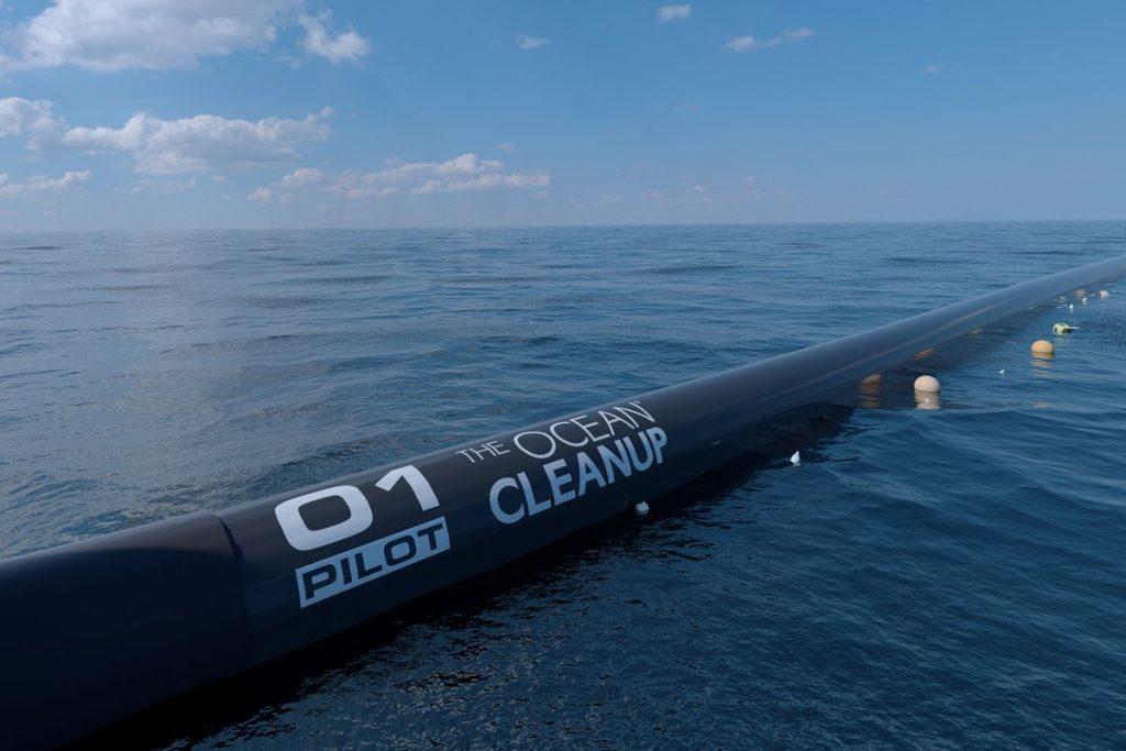 Большая уборка в океане