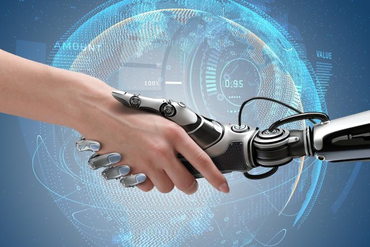 Новые три закона робототехники