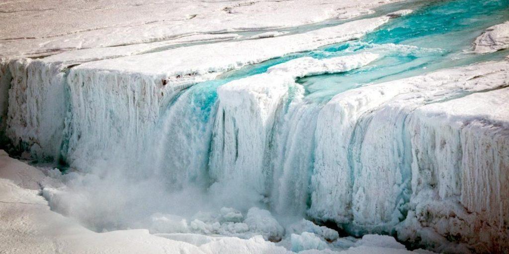 Повышение уровня Мирового океана признали неизбежным