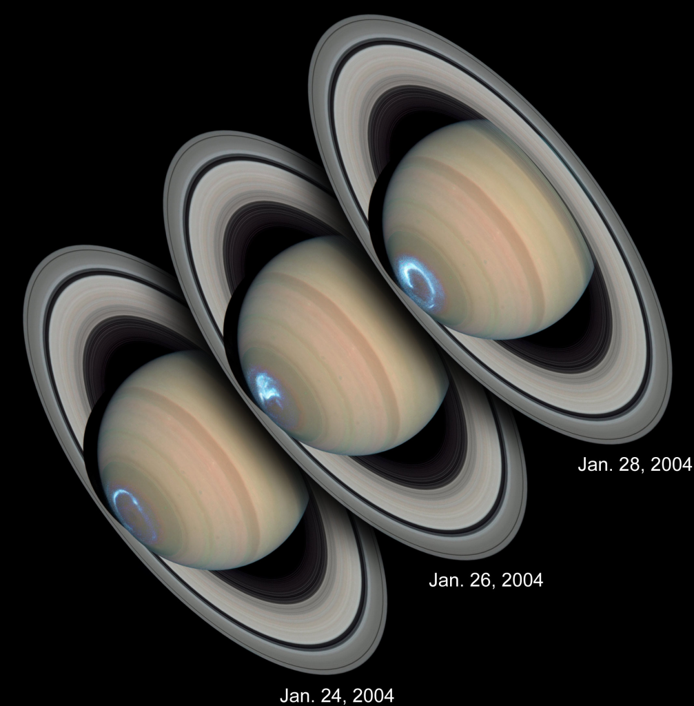 Есть ли полярные сияния на других планетах и можно ли их увидеть с Земли?