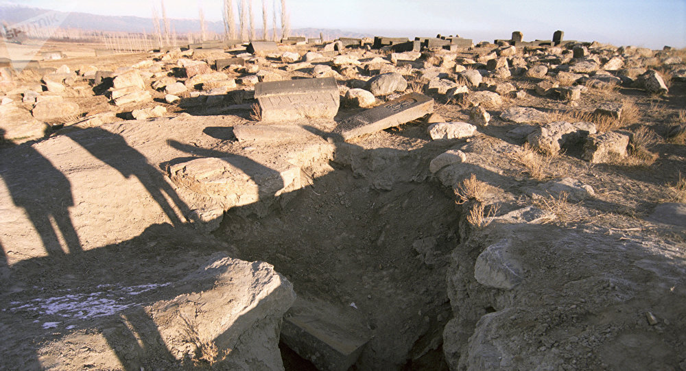 Стихии помогают археологам