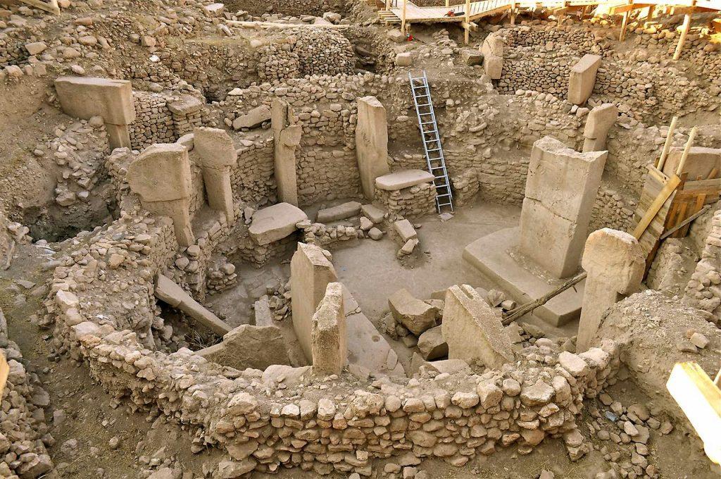 История древней катастрофы в рисунках