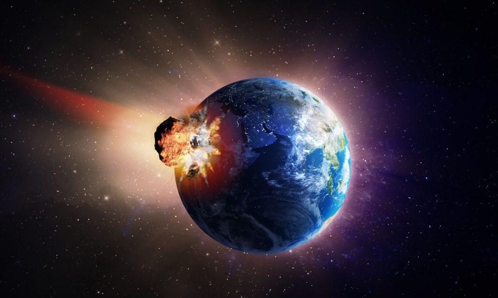 Астероиды-кентавры - гроза Земли