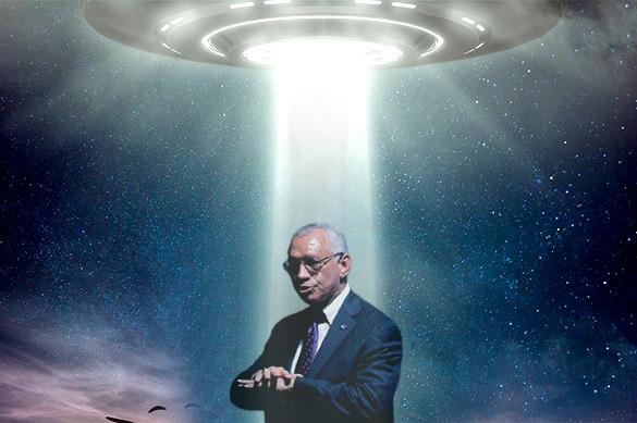 «Инопланетяне скоро будут здесь!» - заявил глава НАСА