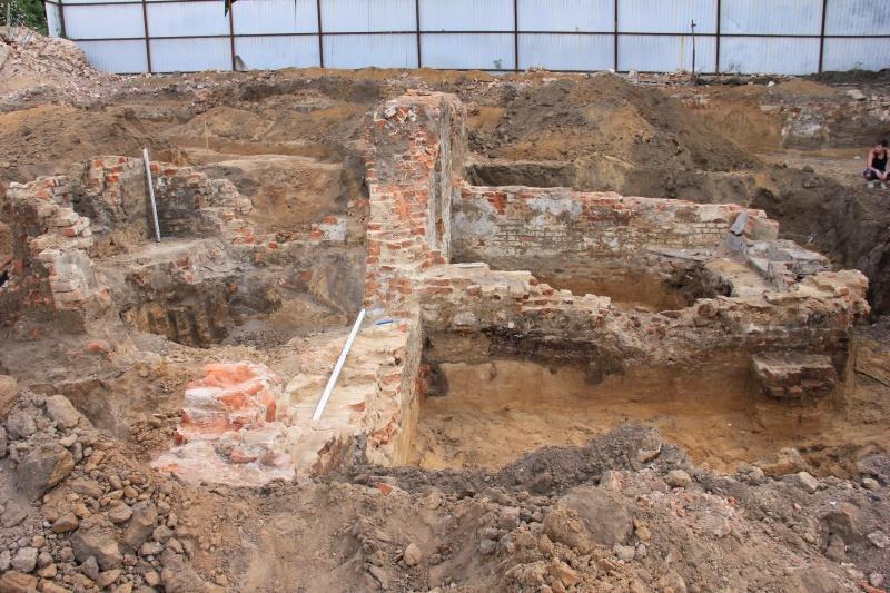 В Воронеже найдена древняя крепость