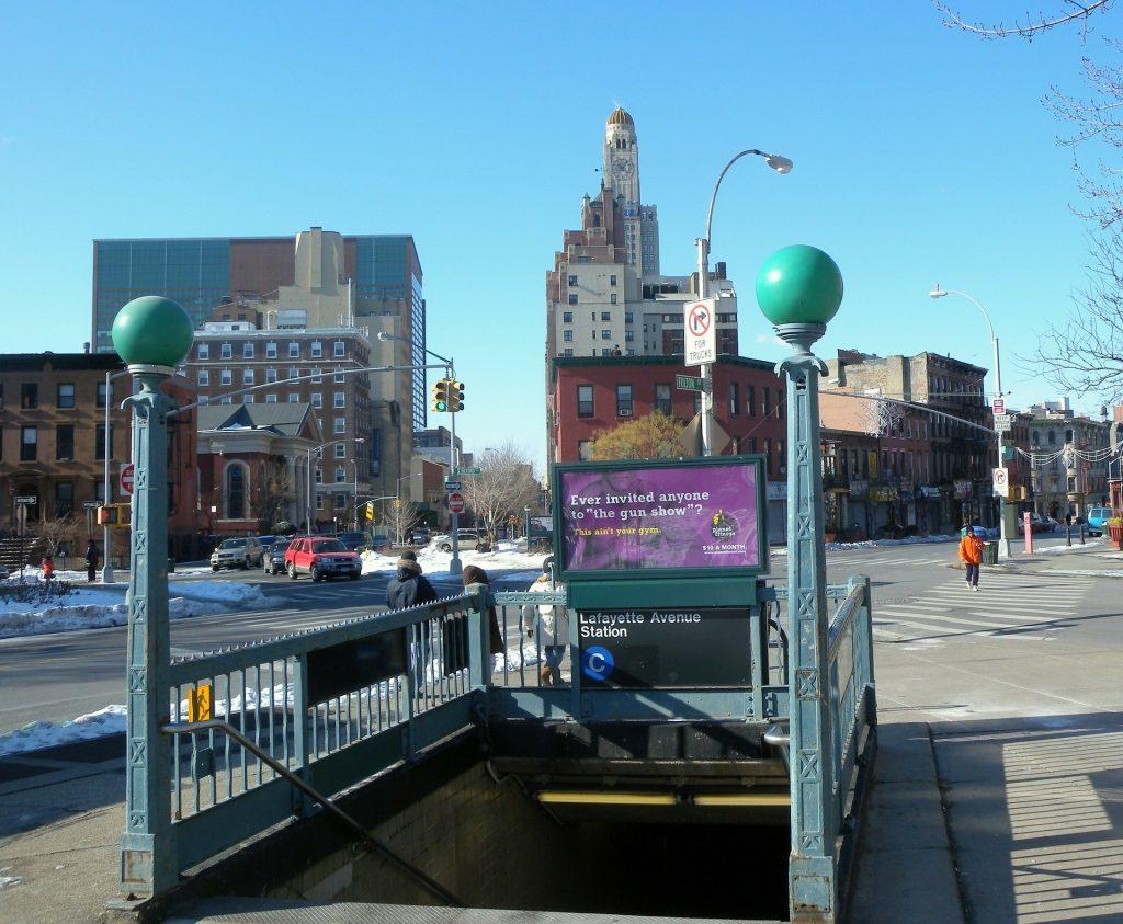 Тайны нью-йоркского сабвея