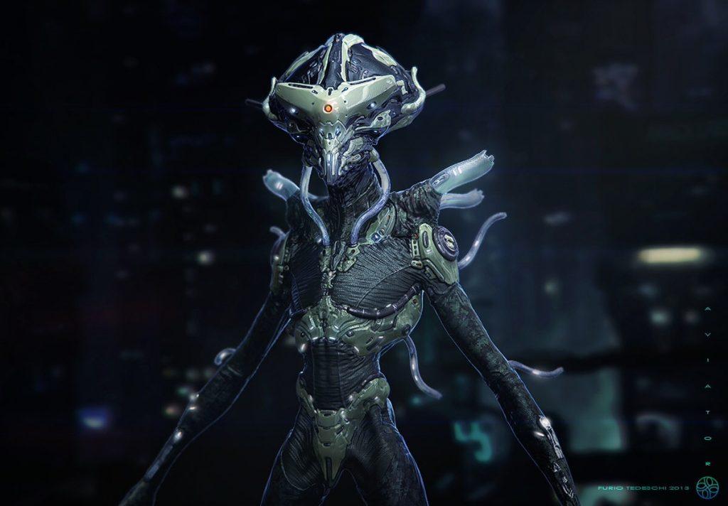 Пришельцы могут оказаться... роботами