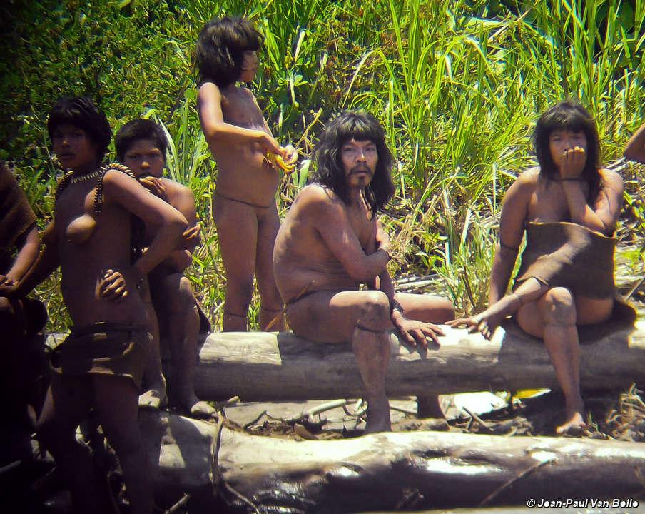Племя рук: приобщение к цивилизации