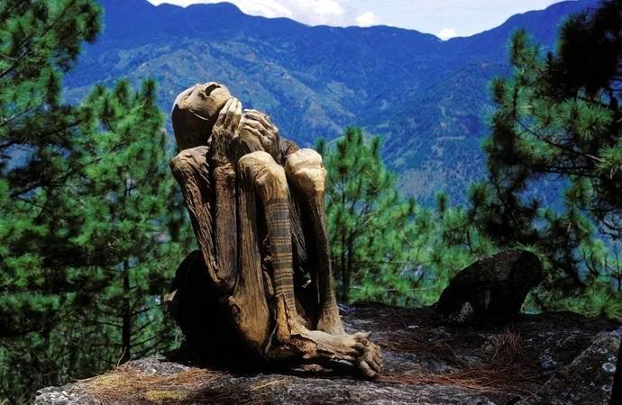 Огненные мумии Кабаяна